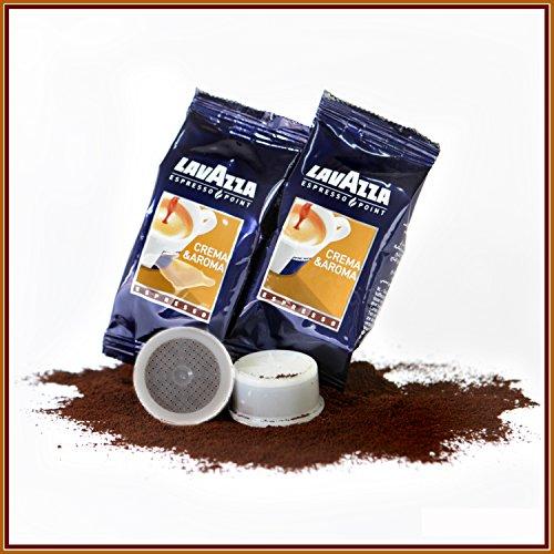 400 Capsule Espresso Point Crema e Aroma