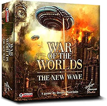 Grey Fox Games War of The Worlds: The New Wave Board Game