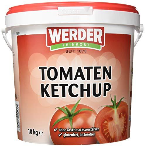 Werder Tomaten Ketchup, 1er Pack (1 x 10 kg)