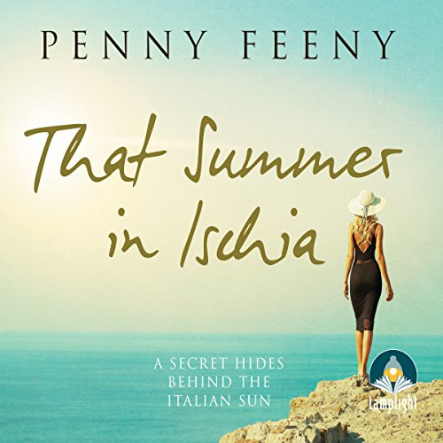 That Summer in Ischia audiobook cover art