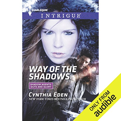 Way of the Shadows audiobook cover art