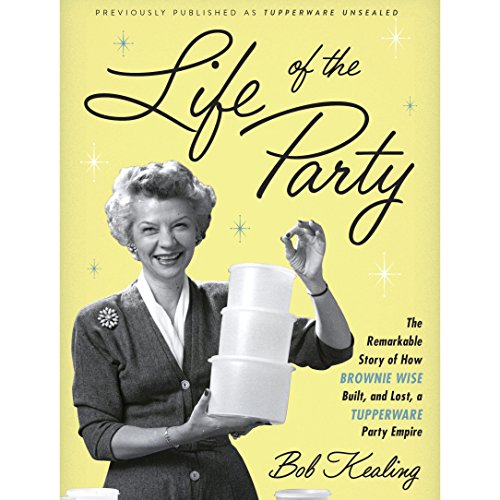 Life of the Party audiobook cover art