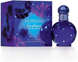 Britney Spears Midnight Fantasy Eau De Parfum Spray for Women, 1.7 Ounce