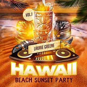 Hawaii Beach Sunset Party, Vol. 1