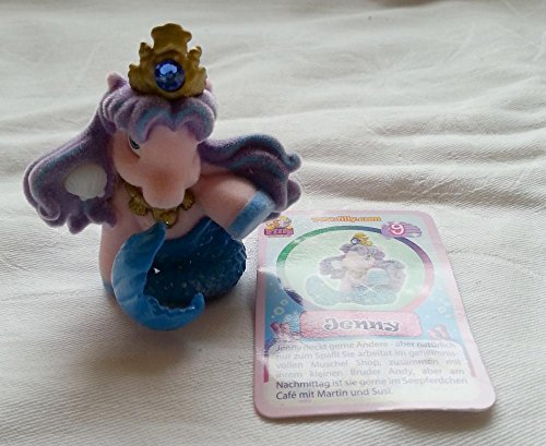 Filly-Pferdchen Serie 10 - Mermaids / Meerjungfrauen - Glitter Edition (Filly 10-09)
