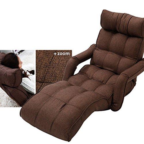 Private home textiles Sofa Paresseux Chaise Tatami décontracté Maison Pliante fenêtre Wave canapé-Chaise inclinable Lits chaises Longues-D