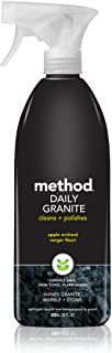 Method Daily Granite Cleaner Spray, Apple Orchard, 28 Ounce (Pack 8)