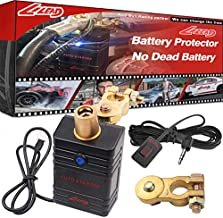 LI LEAD Auto Starter 12V Car Battery Protector - Automatically Disconnect System for Car Battery Saver, Battery Voltage Disconnect Kit, Battery Buddy.