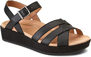 Women's Tropic Violet Sandal - Ladies Sandals Concealed Orthotic Support
