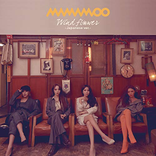 [Single]Wind Flower -Japanese ver.- – MAMAMOO[FLAC + MP3]