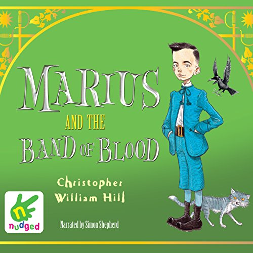 Marius and the Band of Blood audiobook cover art