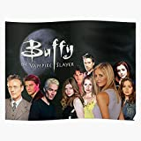 Xyxxcrew Slayer Summers Vampire Btvs Whedon Pop The Buffy
