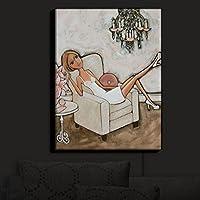 """Illuminated壁アートbyダイアノウチェ・デザインズ。アート日中は、フリップは、スイッチとそのAライト。壁取り付け用燭台、ハンドメイド、芸術的、ランプ、子供部屋照明、ライトlightdenisedaffarapinklily0 14"""" x 11"""" lightDeniseDaffaraPinkLily1"""