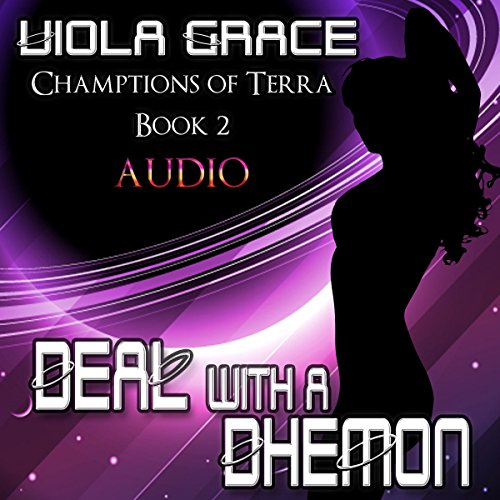 Deal with a Dhemon audiobook cover art