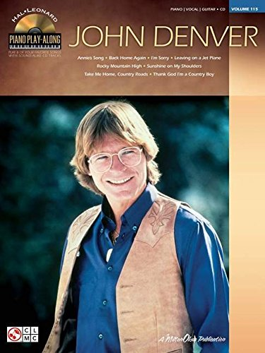 Piano Play-Along Vol.115 John Denver + Cd