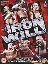 wwe iron will dvd