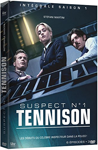 Coffret suspect n°1 : tennison, saison 1, 6 épisodes