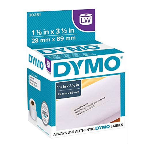 Top 10 dymo labels return for 2020