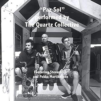 Paz Sol (feat. Steve Bach & Pekka Martikainen)