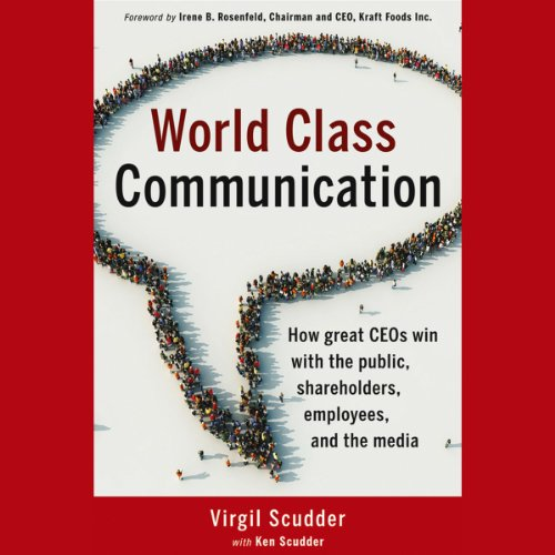 World Class Communication audiobook cover art