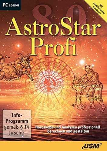 United Soft Media AstroStar Profi 8.0 Bild