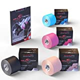 Master of Muscle Kinesiology Tape - Ebook for Latest Strapping, Taping...