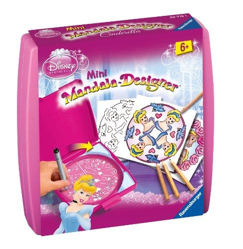 Ravensburger 29735 - Disney Princess: Cinderella - Mini Mandala-Designer