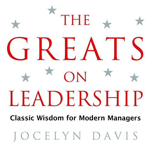 The Greats on Leadership cover art