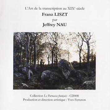 Franz Liszt, L'Art de la transcription au XIXe siècle