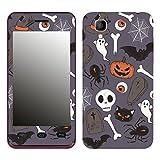 Disagu SF-106204_1209 Design Folie für Wiko Sunset - Motiv Halloweenmuster 01