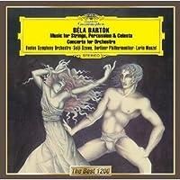 バルトーク:管弦楽のための協奏曲/弦楽器、打楽器とチェレスタのための音楽