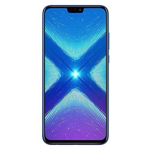 Celular Huawei Honor 8x 64GB 4GB Versão Global AZUL L-23