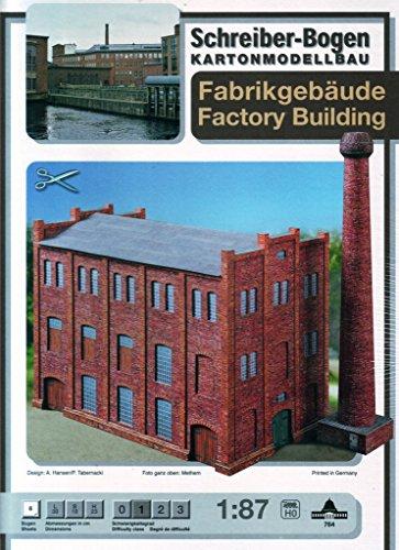 Schreiber-Bogen Modèles avec du Carton, Bâtiment de l'