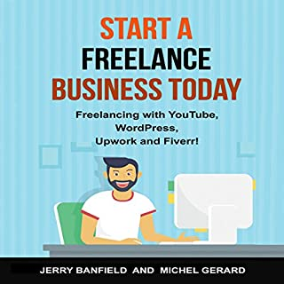 Start a Freelance Business Today audiobook cover art