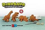 SUCK UK Bake your own 3D Dinosaur - Brachiosaurus