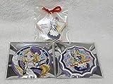 プリティストア ヒーリングっどプリキュア クリスマス 風鈴アスミ 3種 キュアアース 缶バッジ アクスタ ステッカー