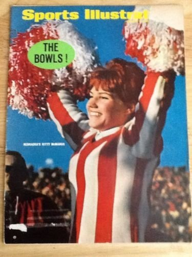 VINTAGE Softcover SPORTS ILLUSTRATED THE BOWLS! JANUARY 2, 1967