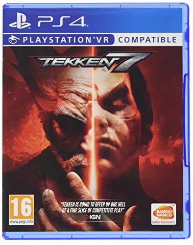 Tekken 7 PS4 (Psvr Compatible)