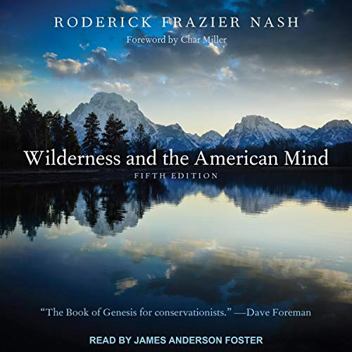 Wilderness and the American Mind (Fifth Edition) cover art