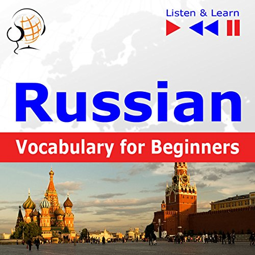 Russian Vocabulary for Beginners - Start talking / 1000 basic words and phrases in practice / 1000 basic words and phrases at work  By  cover art