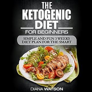 Ketogenic Diet for Beginners cover art