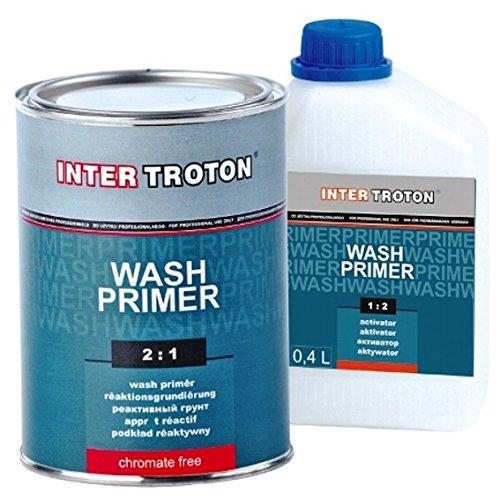 Troton Wash Primer 2K REAKTIONSGRUNDIERUNG Inter 2:1 REAKTIONSPRIMER 0,8L+0,4L