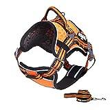 Pet Leashdog Helios Traction Cuerda Pecho Volver Traje Pet Dog Leash Artículos para Perros Shiba Inu Correa para el Pecho Dog Leash Equipment Rosa M Code