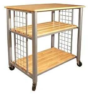 Catskill Craftsmen Contemporary Kitchen Cart Don\'t Miss ...