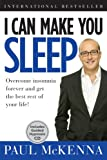 "Book & CD ""I can make you sleep: overcome insomnia forever and get the best rest of your life"" by Paul McKenna, help to get a better night's sleep, buy at discounted low price"