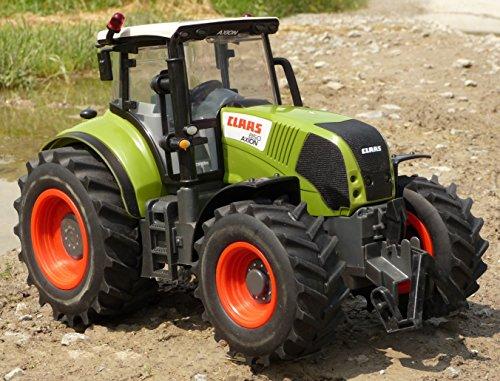 RC Auto kaufen Traktor Bild 4: RC Traktor CLAAS Axion 870 in XXL Größe 35cm