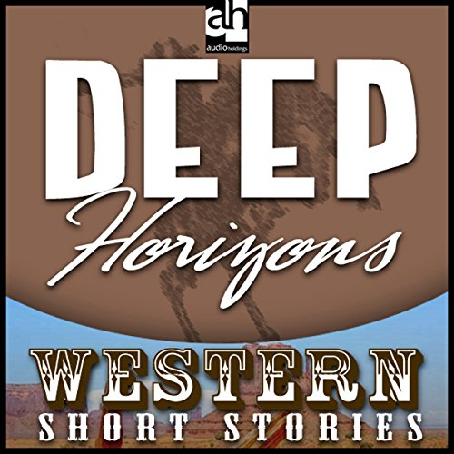 Deep Horizons audiobook cover art