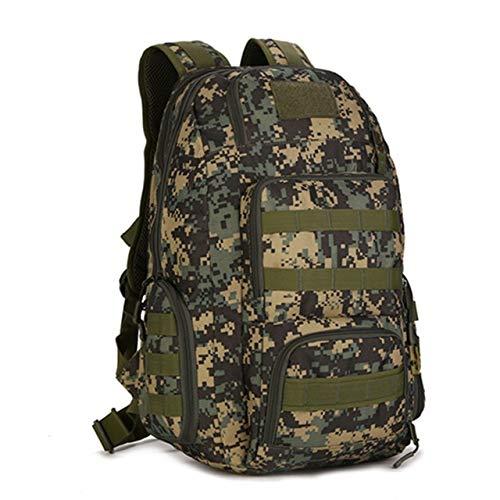 Miles Sail 40L heren rugzak waterdicht nylon man vrouwen militair rugzak reizen 14 inch laptop tas molle leger wandeltassen sport xa41d