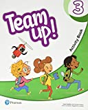 Team Up! 3 Activity Book Print & Digital Interactive Activity Book -Online Practice Access Code