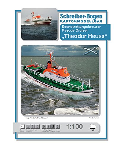 Schreiber-Bogen Seenotrettungskreuzer Theodor Heuss